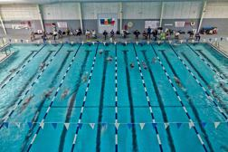 2012? One Hours Swim, Bentonville, Walton Life Fitness Center