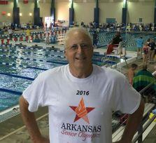 2017 Senior Olympics - Ron Bank