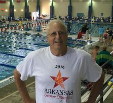 2017 Senior Olympics - Ron Bank
