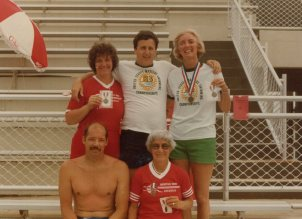 National Short Course Championships - Ft. Lauderdale, FL - 28-31 May 1983