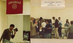 Annual Awards Banquet - YWCA - 4 Nov 1983