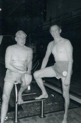 Del Schmand and Ray Block