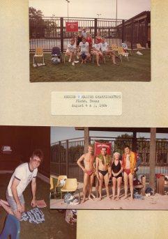 Region 9 Master Championships - Plano, Texas - 4-5 Aug 1984