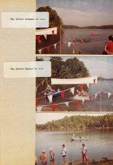 3rd Annual Duracraft One Mile Lake Swim - Lake Norrell, 25 Aug 1984