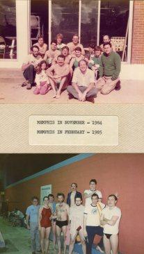 Memphis - Nov 1984 & Feb 1985