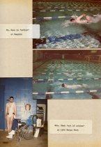 Memphis - Nov 1984 & Feb 1985 with Chuck Letzig standing by Mrs Rawn
