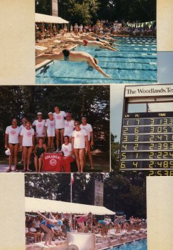 Nationals - Woodlands, Texas - 1987
