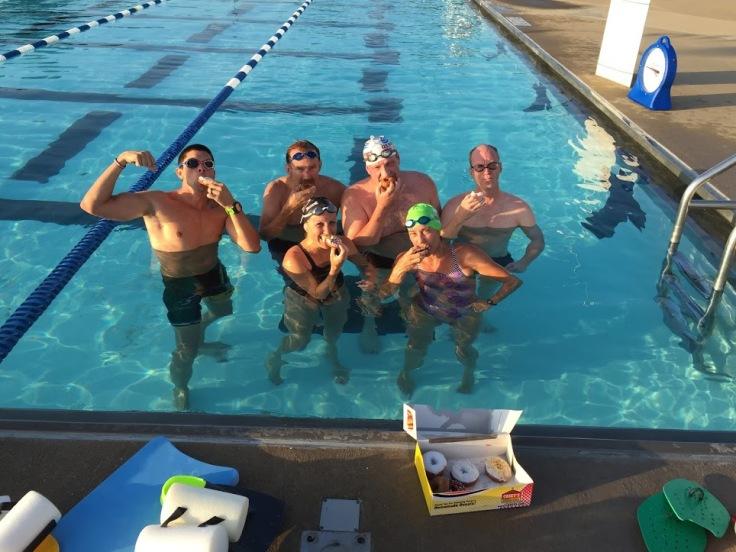 carie's bday swim 3