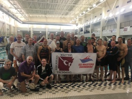 2018, April. Hall of Fame Masters Meet in Little Rock