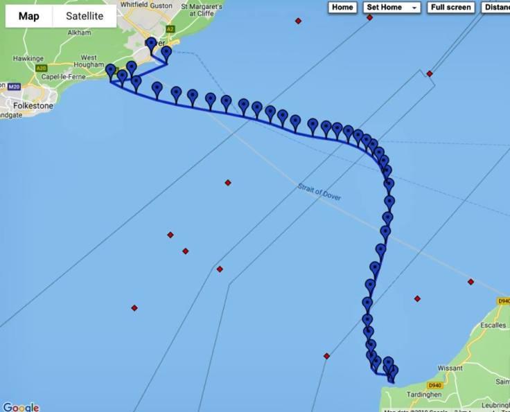 Lauren's route