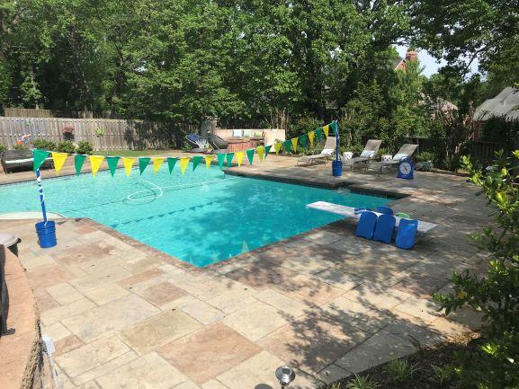 Anita's pool