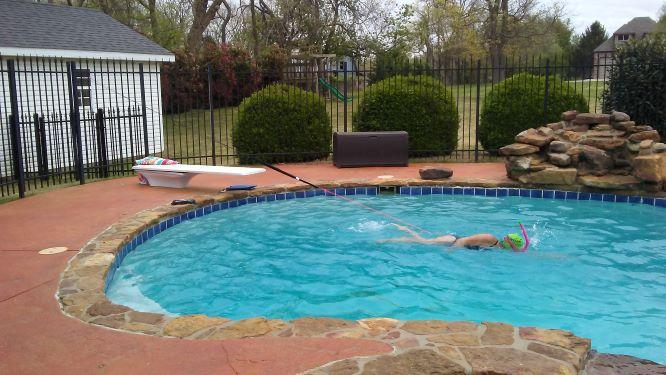 Carie's pool